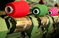 Textile Factory Stock Photography - 27563322