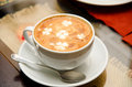 Cappuccino Time Royalty Free Stock Image - 27570626
