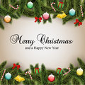 Christmas Card Stock Images - 27572304