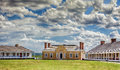 Historic Fort Snelling Royalty Free Stock Photo - 27580665