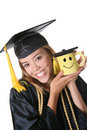 Graduate Woman Royalty Free Stock Photography - 2763907