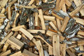 Stack Of Firewood Stock Image - 2764831