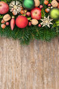Christmas Tree Balls Royalty Free Stock Photo - 27607175