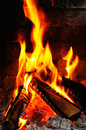 Fireplace Royalty Free Stock Photography - 27616917