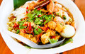 Fried Noodle Royalty Free Stock Image - 27617156