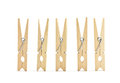 Groups Clothes Peg. Royalty Free Stock Photo - 27619945
