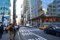 Downtown Manhattan Royalty Free Stock Images - 27621969