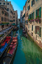 Canals Of Venice Royalty Free Stock Images - 27624489