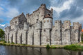 Gravensteen Castle In Ghent Stock Photos - 27637753