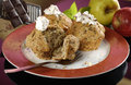 Apple Muffins Stock Photography - 27644962