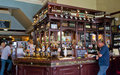 Inside View Of A Scottish Pub Royalty Free Stock Photography - 27645007