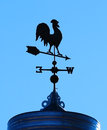 Weather Vane Royalty Free Stock Photo - 27666485