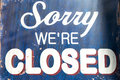 Closed Sign Stock Photo - 27669880