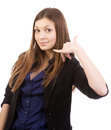 Call Me.... Royalty Free Stock Image - 27687716