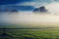 Dawn In The Fog Royalty Free Stock Image - 27697516