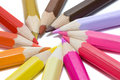 Colour Pencils Royalty Free Stock Photos - 2776158