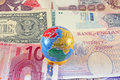 Global Currencies Royalty Free Stock Images - 2779349