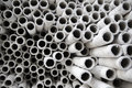 Industrial Paper Tubes. Royalty Free Stock Images - 27700079