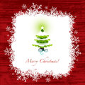 Christmas Greeting Card Stock Image - 27710181