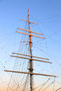 Ship Mast Royalty Free Stock Image - 27711116