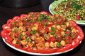 Channa Chat Stock Image - 27720081