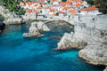 Dubrovnik Old Town Stock Image - 27738301