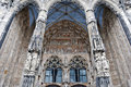 Gothic Architecture - Details Royalty Free Stock Image - 27753986