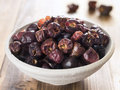 Dried Round Red Chilies Stock Photo - 27757010