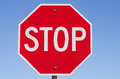 Stop Sign Stock Photo - 27765540