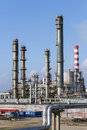 Oil Refinery Royalty Free Stock Images - 27766509