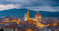 Duomo Cathedral In Florence Stock Photo - 27769900