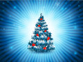 Bright Vector Christmas Frame. Eps10 Stock Images - 27770584