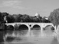 Tiber River In Rome Royalty Free Stock Images - 27776839