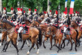 Cavalry At Military Parade In Republic Day Stock Photos - 27778183