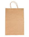 Brown Paper Bag Isolated Stock Photos - 27794273