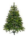Artificial Christmas Tree Royalty Free Stock Image - 27795606