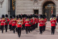 Changing The Guard London Royalty Free Stock Photography - 27798757