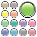 Glossy Web Buttons Stock Image - 2785341