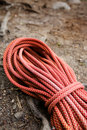 Climbing Rope Stock Photos - 2786773