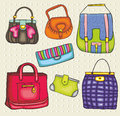 Vector Bags Stock Images - 27808214
