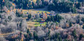 French Alpine Village Royalty Free Stock Images - 27809559