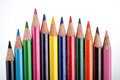 Multicolor Pencils Royalty Free Stock Images - 27809659