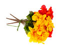 Bouquet Of Artificial Flowers Royalty Free Stock Image - 27819176