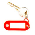 Key And Label Stock Image - 27820451