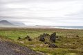 Volcanic Rocks At Snaefellsnes, Iceland Royalty Free Stock Photos - 27834048