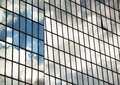Building Mirror Glass Wall Royalty Free Stock Photo - 27841665