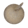 Stone Mortar And Pestle Stock Photo - 27854270