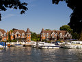 River Thames, Cookham, England Royalty Free Stock Images - 27855499