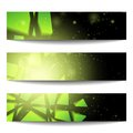 Vector Web Banners Royalty Free Stock Image - 27873626