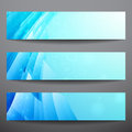 Abstract Vector Banners Royalty Free Stock Image - 27873716